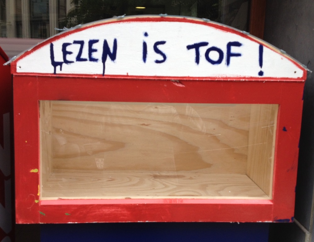 Boekenbox Oudergem 2